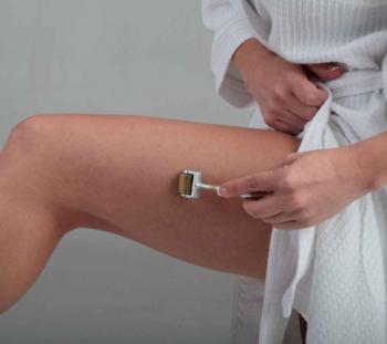 View: Derma Roller - 192 Titanium Alloy Needles